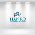Hanko Fencing Logo - Entry #222