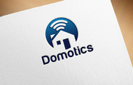 Domotics Logo - Entry #14