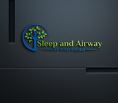Sleep and Airway at WSG Dental Logo - Entry #332