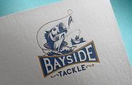Bayside Tackle Logo - Entry #100