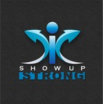 SHOW UP STRONG  Logo - Entry #32