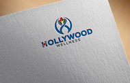 Hollywood Wellness Logo - Entry #97