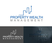 Property Wealth Management Logo - Entry #51