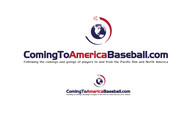 ComingToAmericaBaseball.com Logo - Entry #15