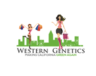 Western Genetics Logo - Entry #21