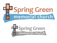 Spring Green Memorial Church Logo - Entry #45