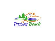 Tuzzins Beach Logo - Entry #349