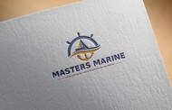 Masters Marine Logo - Entry #64