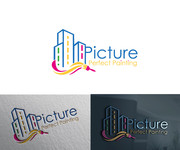 Picture Perfect Painting Logo - Entry #98