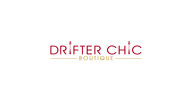Drifter Chic Boutique Logo - Entry #415