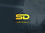 Shepherd Drywall Logo - Entry #84