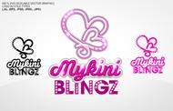 Mykini Blingz Logo - Entry #20