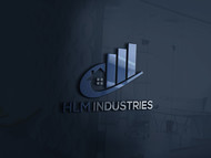 HLM Industries Logo - Entry #127