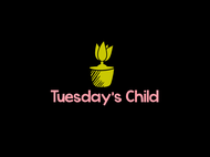 Tuesday's Child Logo - Entry #49