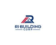 RI Building Corp Logo - Entry #5
