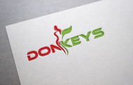 DONKEYS Logo - Entry #29