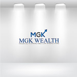 MGK Wealth Logo - Entry #230