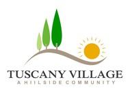 Tuscany Village Logo - Entry #110