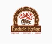 Escalante Heritage/ Hole in the Rock Center Logo - Entry #82