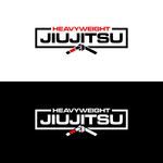 Heavyweight Jiujitsu Logo - Entry #268