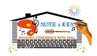 Note & Key Logo - Entry #75