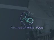 EnergyXchange Yoga Logo - Entry #2
