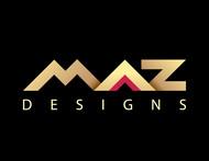 Maz Designs Logo - Entry #379
