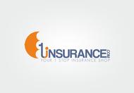 1insurance.com Logo - Entry #43