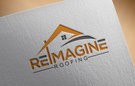 Reimagine Roofing Logo - Entry #107