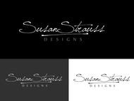 Susan Strauss Design Logo - Entry #72