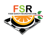FoodSafetyRecruiter.com Logo - Entry #56
