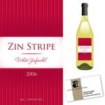 Zin Stripe Logo - Entry #2
