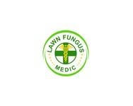 Lawn Fungus Medic Logo - Entry #40