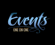 Events One on One Logo - Entry #153