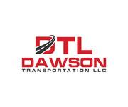 Dawson Transportation LLC. Logo - Entry #182