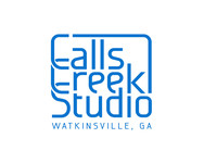 Calls Creek Studio Logo - Entry #120