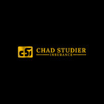 Chad Studier Insurance Logo - Entry #19