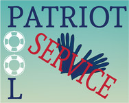 Patriot Pool Service Logo - Entry #49