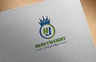 Heavyweight Jiujitsu Logo - Entry #47