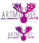ArtMoose Logo - Entry #10