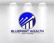 Blueprint Wealth Advisors Logo - Entry #483