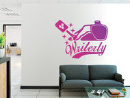 Writerly Logo - Entry #16