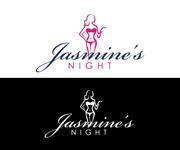 Jasmine's Night Logo - Entry #176