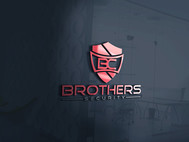 Brothers Security Logo - Entry #50