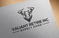 Valiant Retire Inc. Logo - Entry #354