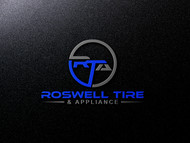 Roswell Tire & Appliance Logo - Entry #20