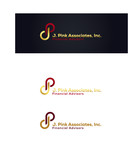 J. Pink Associates, Inc., Financial Advisors Logo - Entry #324