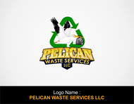 Pelican Waste Services LLC Logo - Entry #18