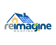 Reimagine Roofing Logo - Entry #68