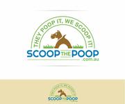ScoopThePoop.com.au Logo - Entry #57